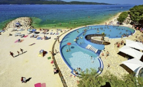 Camping Beach Resort Solaris (Adria More)