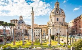 Prodloužený Víkend V Římě