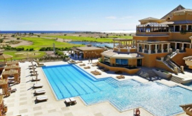 The Cascades Golf Resort, Spa And Thalasso At Soma Bay