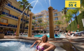 Cleopatra Spa Hotel – Lloret