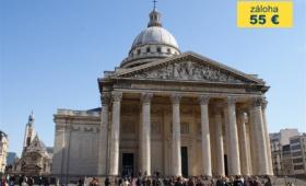 Paříž – víkendy  5 dní