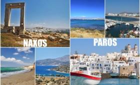 Island Hopping – Naxos + Paros