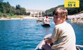 Provence Lodí, Na Kole I Pěšky