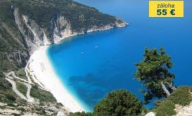 Zakynthos a Kefalonie – čarokrásné ostrovy v Ionském moři