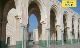 Maroko, Královská Města A Pobyt V Marrákeši