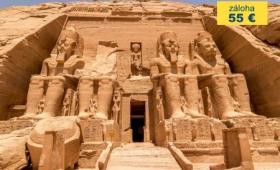 Egypt lodí po Nilu s pobytem u moře, Hotel Albatros Palace Resort