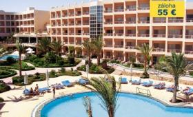 Egypt lodí po Nilu s pobytem u moře, Hotel Sea Star