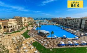 Egypt lodí po Nilu s pobytem u moře, Hotel Albatros White Beach