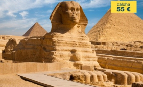 Malý okruh Egyptem s koupáním v Hurghadě, Hotel Desert Rose Resort