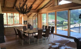 Kitz Chalets Evian – Penthouse Laura