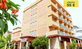 Hotel Saint Tropez*** – Pineto
