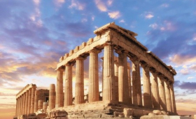 Athény – Letecké Víkendy
