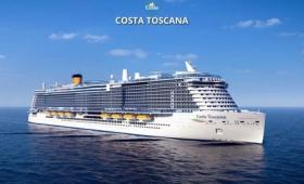 Španělsko, Itálie, Francie Z Barcelony Na Lodi Costa Toscana – 394135995P
