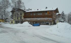 Lyžování V Rakousku – Maishofen – Penzion Unterwirt A Jeho Depandance – Sallbach / Kaprun