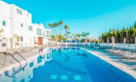 Plaza Hotel, Protaras, Kypr