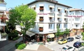 Hotel Villa Rosa*** – Grado